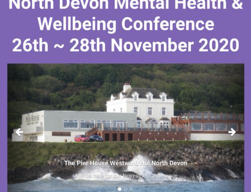 North Devon Mental Health & Wellbeing Conference November 2020