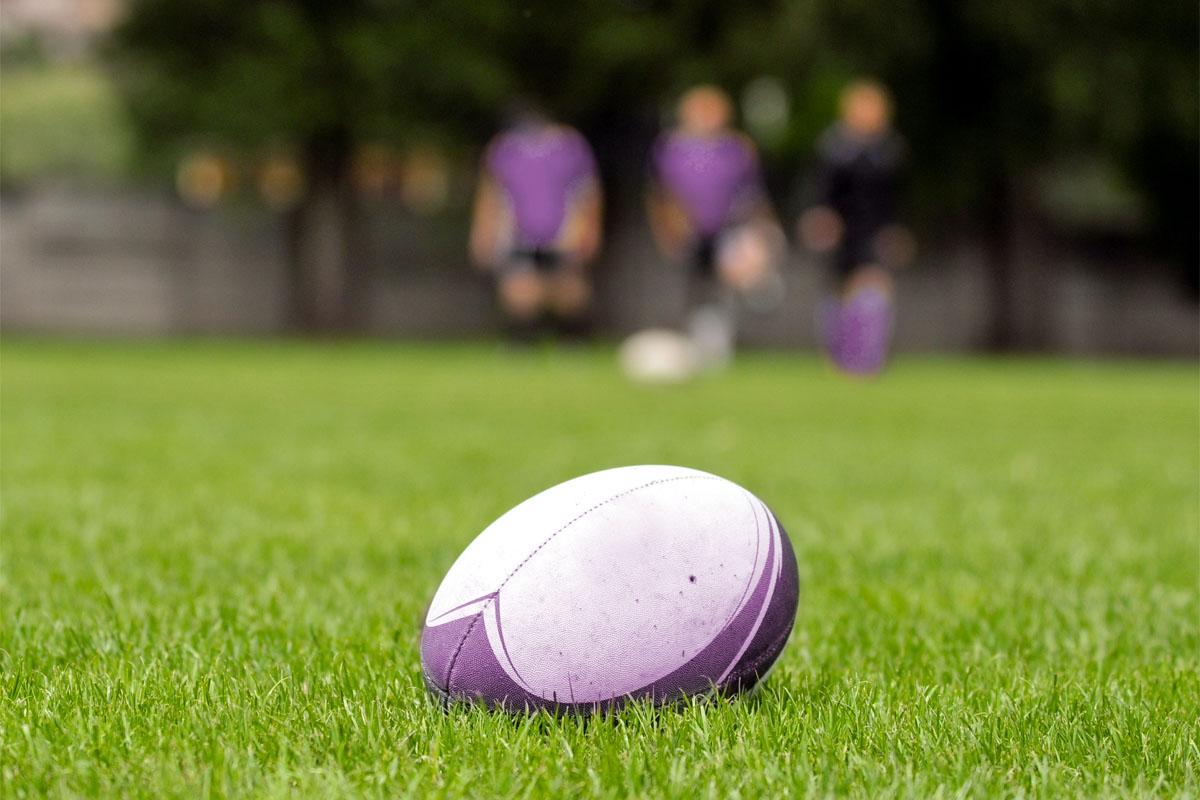 Stuart Lancaster Rugby-ball